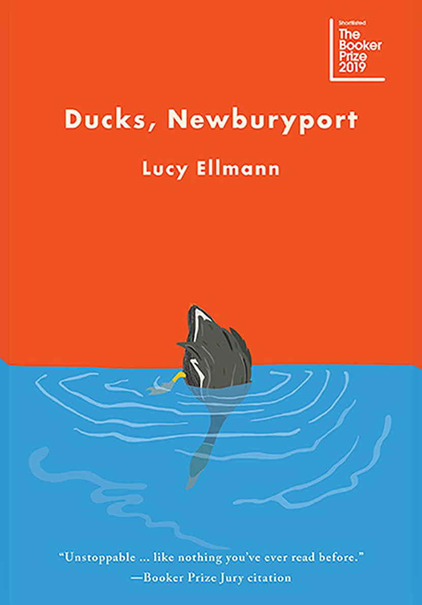 Ducks Newburyport Book