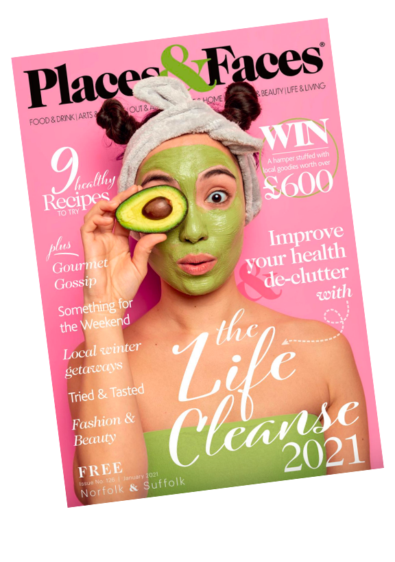 Places and Faces Magazine