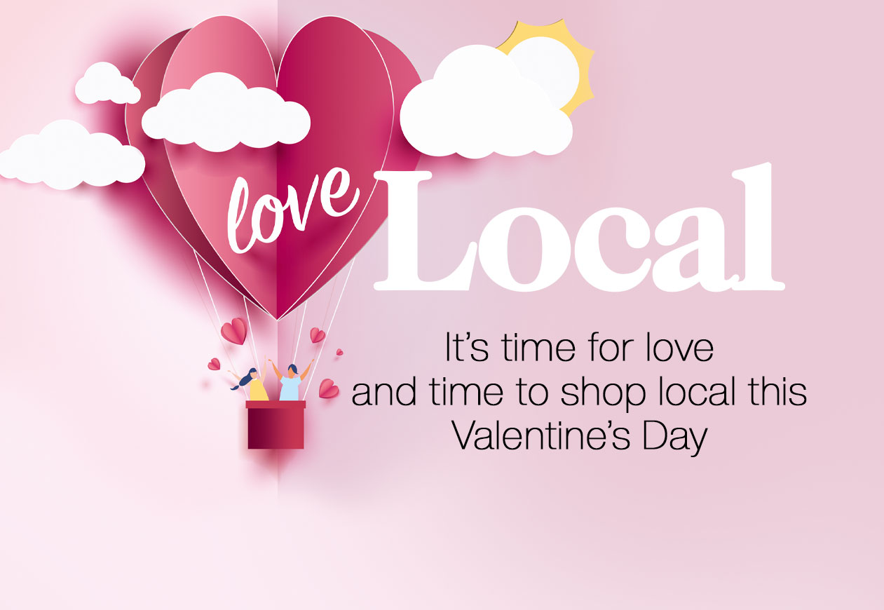 Love Local Valentines Dat Competition