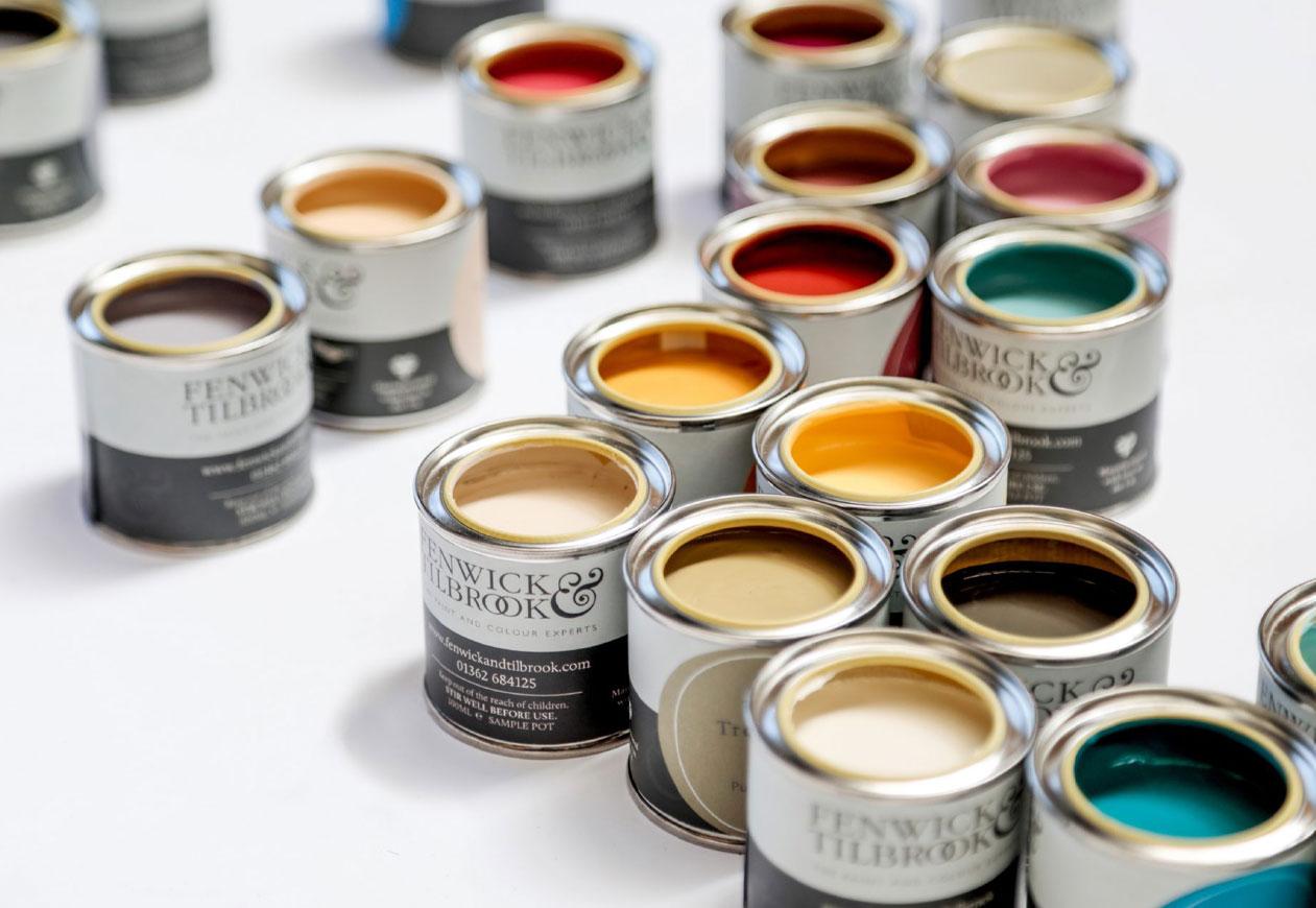Fenwick & Tilbrook Paint