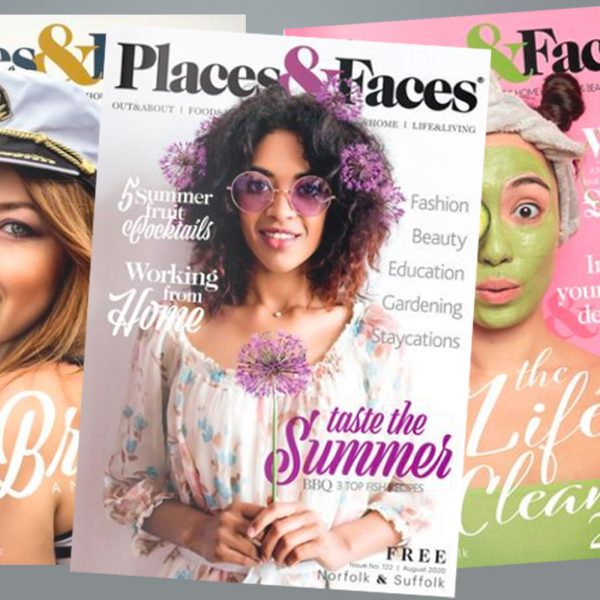 Places and Faces Magazine Subscription