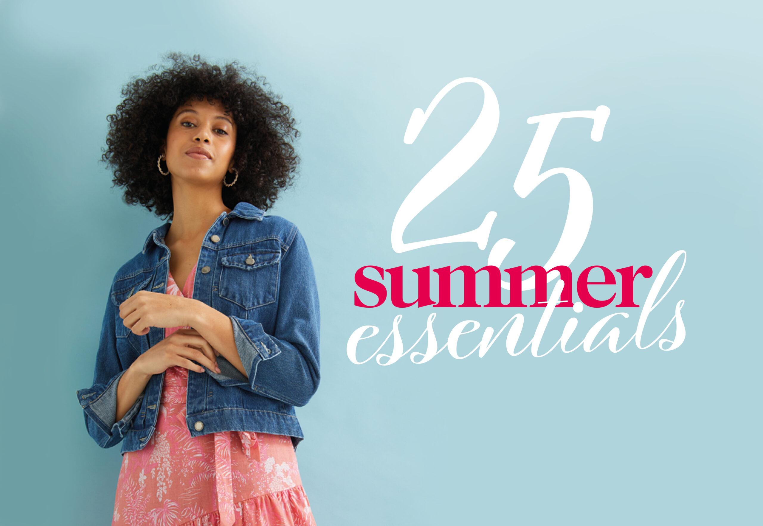 127 summer essentials