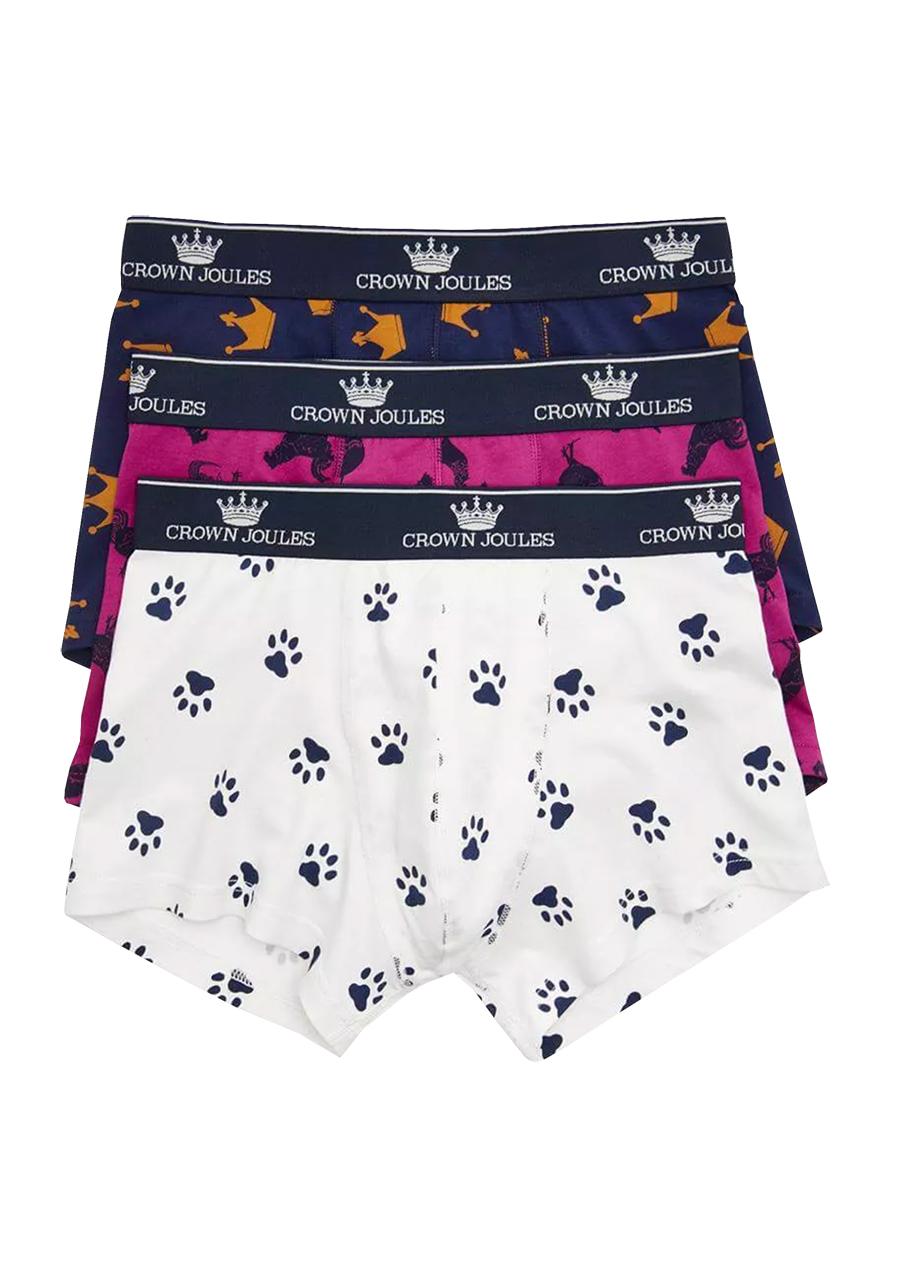 Joules-Crown-Joules-3pk-Printed-Underwear-jarrold.co.uk