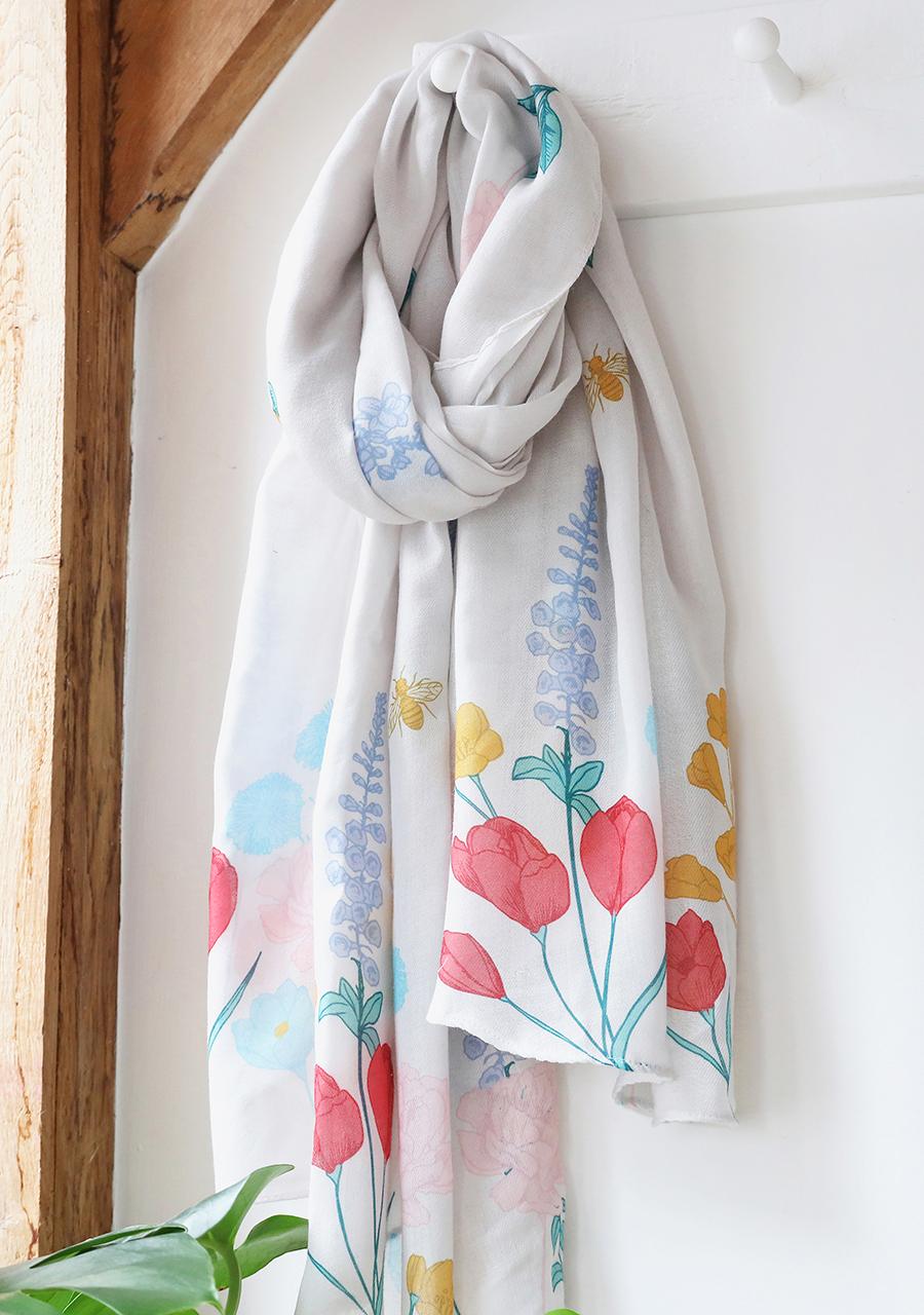 Lisa-Angel-Recycled-Wildflower-Print-Scarf