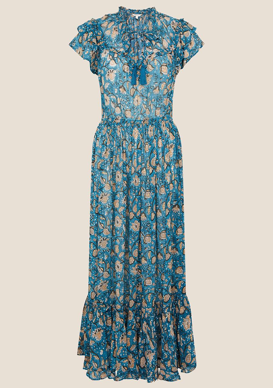 monsoon-Artisan-studio-printed-maxi-dress-blue