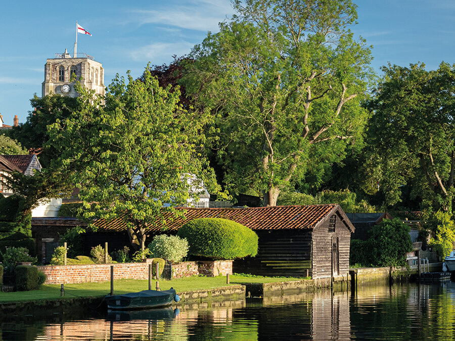 Discover… Beccles