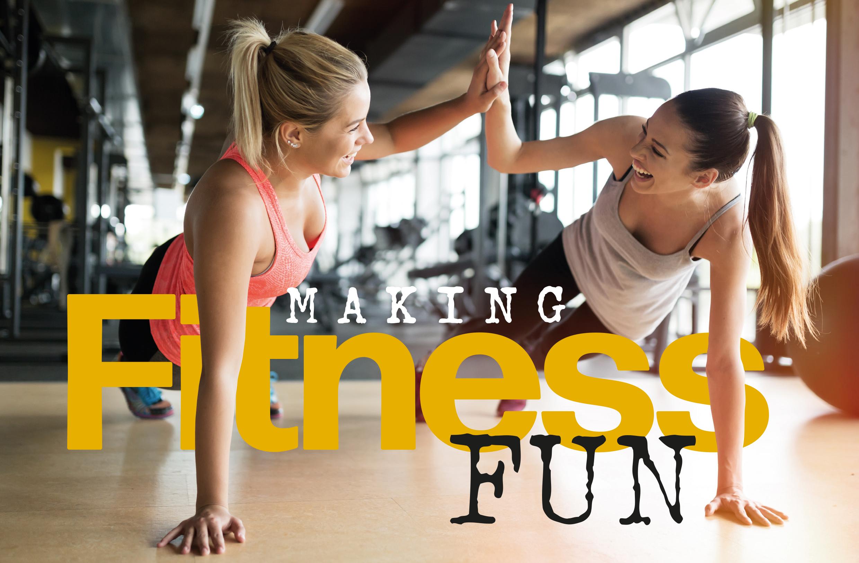 Making-fitness-fun