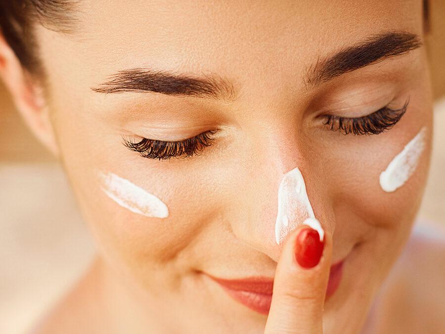 Safe summer skin