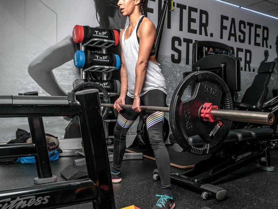 Chantel Pipe Fitness